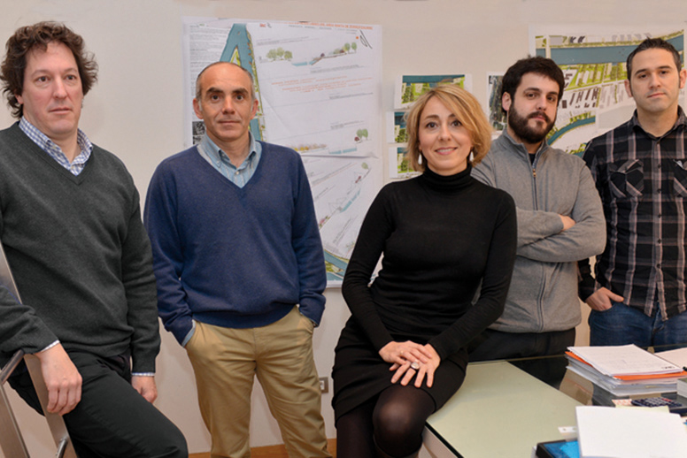 foto-equipo-g-c arquitectos-bizkaia